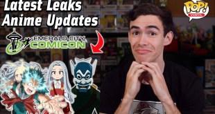Latest Anime Funko Pop Leaks & Updates | ECCC 2021 | My Hero Academia | Avatar The Last Airbender