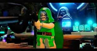 Lego Marvel Movie - Abomination vs Green Goblin Part 3