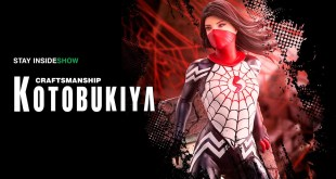 Marvel Silk ARTFX Statue by Kotobukiya | Showcase