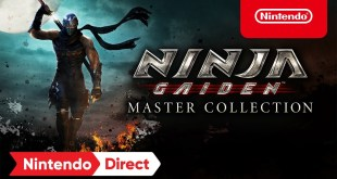 NINJA GAIDEN: Master Collection – Announcement Trailer – Nintendo Switch
