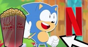New Sonic Netflix Television Series announced! Sonic Cartoon and New Sonic TV SHOW! 2022