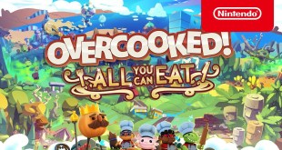 Overcooked! All You Can Eat - Launch Trailer - Nintendo Switch