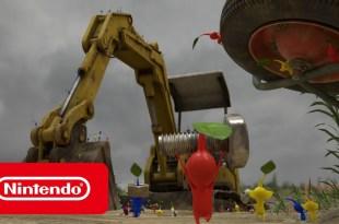 PIKMIN Short Movies - Occupational Hazards- Nintendo