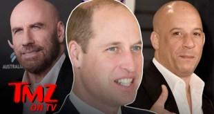 Prince William Named Hottest Bald Man Alive | TMZ TV