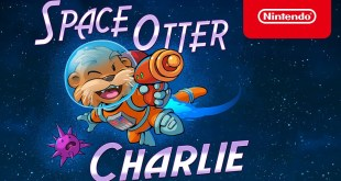Space Otter Charlie - Launch Trailer - Nintendo Switch