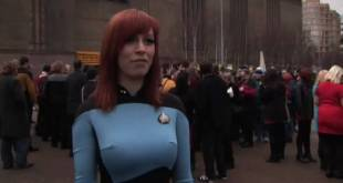Star Trek cosplay world record