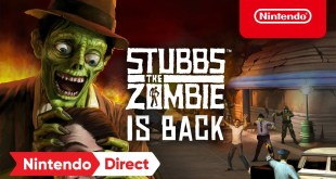 Stubbs the Zombie in Rebel Without a Pulse – Announcement Trailer – Nintendo Switch