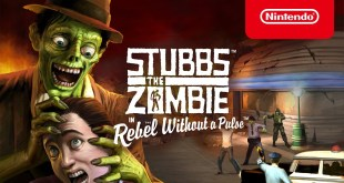 Stubbs the Zombie in Rebel Without a Pulse - Launch Trailer - Nintendo Switch