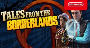Tales from the Borderlands - Launch Trailer - Nintendo Switch