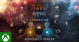 Tetris Effect: Connected - Announce Trailer