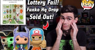 Why The ECCC 2021 Funko Pop Lottery Failed | Funko HQ Drops ECCC Exclusives | Sold Out ECCC Pops!