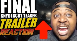 Zack Snyder Vero Snyder Cut Final TEASER TRAILER REACTION | DCEU Zack Snyder's Justice League