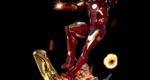 #ironman #tonystark #avengers #sideshow #marvel Iron Man Mark VII Statue by Sideshow Collectibles