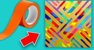 12 Easy Painting Hacks You Need To Try