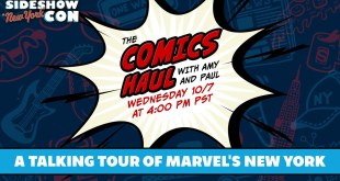 A Talking Tour of Marvel's New York | The Comics Haul