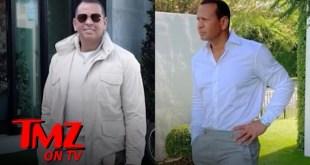 Alex Rodriguez Shows Off Slimmer Figure After J  Lo Split | TMZ TV
