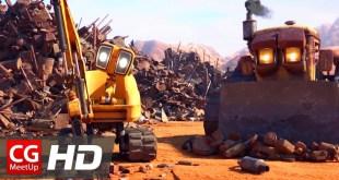 "CGI Animated Short Film: ""Mechanical"" by ESMA | CGMeetup"