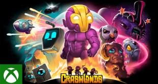 Crashlands Xbox Launch Trailer