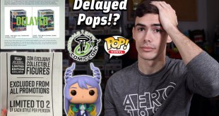 ECCC 2021 Delayed Funko Pops | Hot Topic Limits Comic Con Purchases | Last Minute Info!