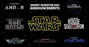 Every Star Wars Movie & Series Disney Just Announced (Nerdist News Micro)