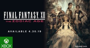 FINAL FANTASY XII THE ZODIAC AGE - COMING TO XBOX ONE TRAILER