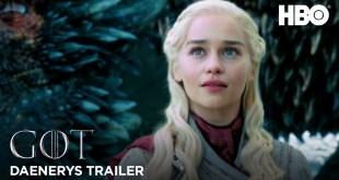 Game of Thrones | Official Daenerys Targaryen Trailer (HBO)