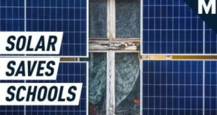 How Going Solar is Helping U.S. School Districts Save Millions | Mashable