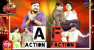 Jabardasth | 7th January 2021  | Full Episode | Aadhi, Chanti ,Raghava | ETV Telugu