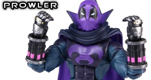 Marvel Legends PROWLER Into the Spider-Verse Action Figure Review
