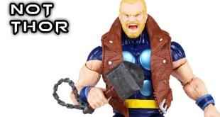 Marvel Legends THUNDERSTRIKE Fixit BAF Wave Action Figure Review