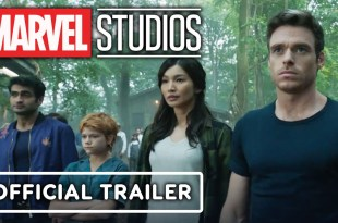 Marvel Studios - Official MCU Phase 4 Trailer (Eternals, Black Panther Wakanda Forever, & More)