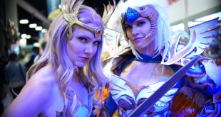 Mega Montage of Awesome Cosplay from SDCC 2016 - IGN Access
