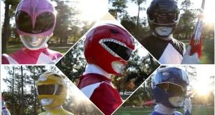 Mighty Morphin' Power Rangers Season 1 Cosplay Opening Fan Film
