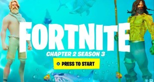 *NEW* FORTNITE SEASON 3 OUT NOW! - NEW MAP, BATTLE PASS & MORE! (Chapter 2)