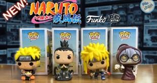 New Naruto Shippuden Funko Pop | Pop hunt + Unboxing