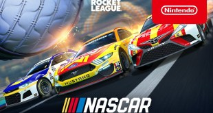 Rocket League - NASCAR 2021 Fan Pack Trailer - Nintendo Switch