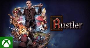Rustler - Release Date Announce Trailer | Xbox Series X|S
