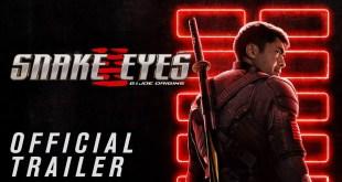 Snake Eyes Movie Official Trailer (2021 Movie) – Henry Golding