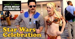 Star Wars Celebration Best Cosplay 2015 #ThatCosplayShow