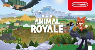 Super Animal Royale - Announce Trailer - Nintendo Switch