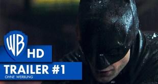 THE BATMAN - DC FANDOME - Teaser Trailer #1 Deutsch HD German (2021)