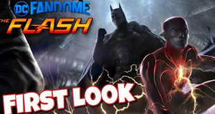 The Flash (2022) FIRST LOOK New Suit DC Fandome Panel