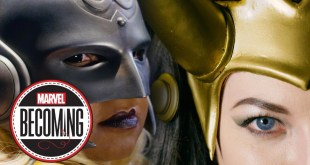 Thor vs. Lady Loki -- Marvel Becoming -- Cosplayers A2 Cosplay & Ashlynne Dae Face Off