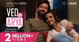 Ved and Arya | Sanaya Irani & Nakuul Mehta | Short Film | TTT