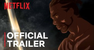 Yasuke | Official Trailer | Netflix