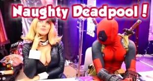 DEADPOOL Funny Cosplay Moments! Funny Deadpool Moments / Comic Con | Zigu tiktok
