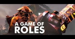 Dota 2 Short Film Contest 2015 - A Game of Roles (SFM)