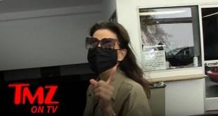 Eva Longoria is Sick of Eating Flaming Hot Cheetos | TMZ TV