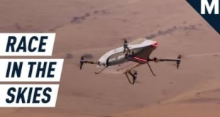 Flying Race Cars Are Coming, Whether You Like It or Not | Mashable