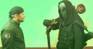 Infinity Spawn (An Australian Tafe scifi film school project) - Part 3 A Shady Companion